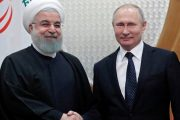 دیدار جداگانه پوتین با روحانی در آنکارا/ بررسی اوضاع ادلب در نشست سران سهجانبه