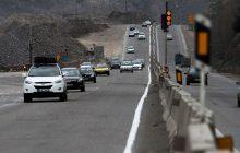 ترافیک سنگین در محورهای منتهی به مهران و شلمچه