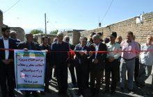 ۳۰ میلیارد ریال پروژه روستایی در مرند افتتاح شد