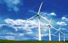 بزرگترین نیروگاه بادی کشور با حضور رئیس جمهور در میانه افتتاح شد
