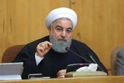 روحانی: ملت ایران در آزمایش خود قبول شدهاند/ امروز نوبت دولت است