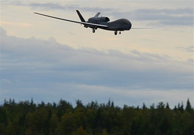 ادامه پرواز پهپادهای شناسایی آمریکا در نزدیکی مرز روسیه