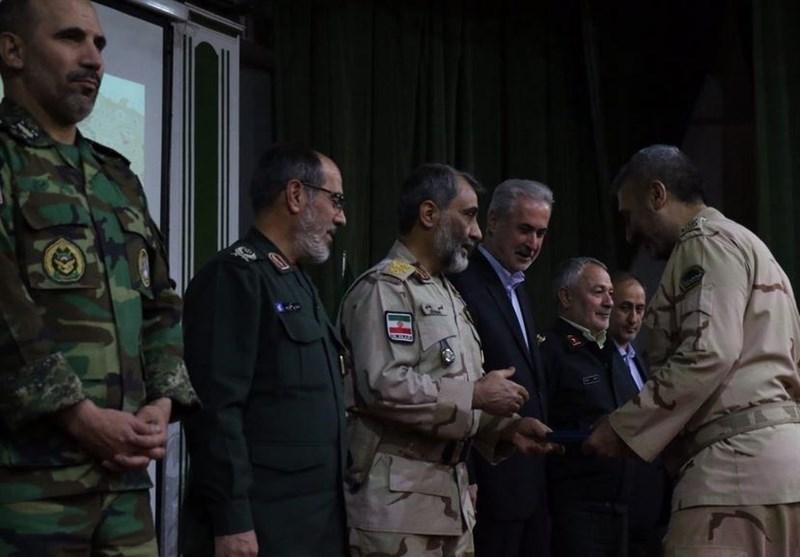 فرمانده جدید مرزبانی آذربایجان شرقی معرفی شد