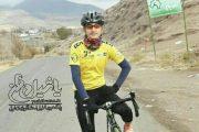 نوجوان مرندی نخبه برتر دوچرخه سواری کشور شد