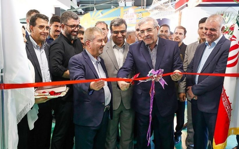 ۱۰ پروژه صنعتی، کشاورزی و گردشگری در منطقه آزاد ارس افتتاح شد
