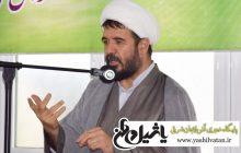 همایش وحدت حوزه و دانشگاه در مرند برگزار شد.