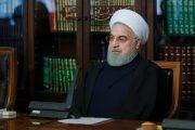 روحانی: در فضای تأمین امنیت اشتباه سقوط هواپیمای اوکراینی رخ داده است/نیروهای مسلحِ خود را تضعیف نکنیم