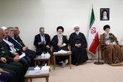 امام خامنهای: کاری کنید روحیه جهاد و مقاومت راه قطعی نسلهایِ پیدرپی شود