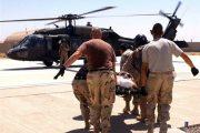 فرماندهی تروریستهای آمریکایی: مصدومان بیشتری از عینالاسد در راه است