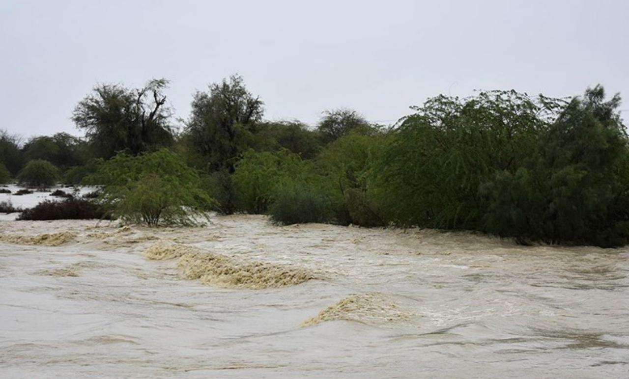 سیستان و بلوچستان| عمق آبگرفتگی برخی مناطق سیلزده به ۸ متر میرسد