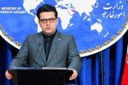 سخنگوی وزارت خارجه: ۲۰ هزار کیت آزمایش کرونا روز جمعه از چین وارد کشورمان میشود