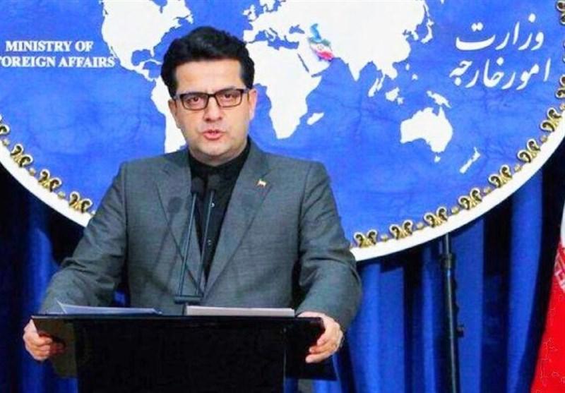 توضیحات سخنگوی وزارت خارجه درباره مشکلات پیش آمده برای ایرانیها در اروپا