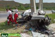 حادثه مرگبار در جاده مرند تبریز