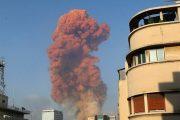 آخرین اخبار لحظه به لحظه از انفجار بیروت|عروس خاورمیانه رخت عزا به تن کرد؛ افزایش آمار قربانیان به ۱۰۰ کشته و ۴ هزار زخمی