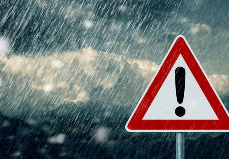 هواشناسی ایران ۹۹/۶/۲۶| پیش بینی ۸ روز بارانی برای برخی استانها/هوای شمال سرد میشود