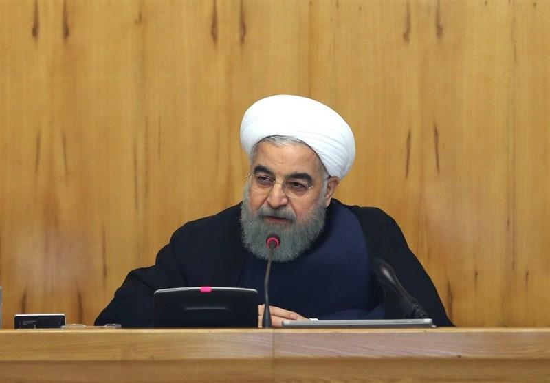 روحانی: ۱۰ سال تحریم تسلیحاتی علیه ایران یکشنبه آینده برداشته خواهد شد