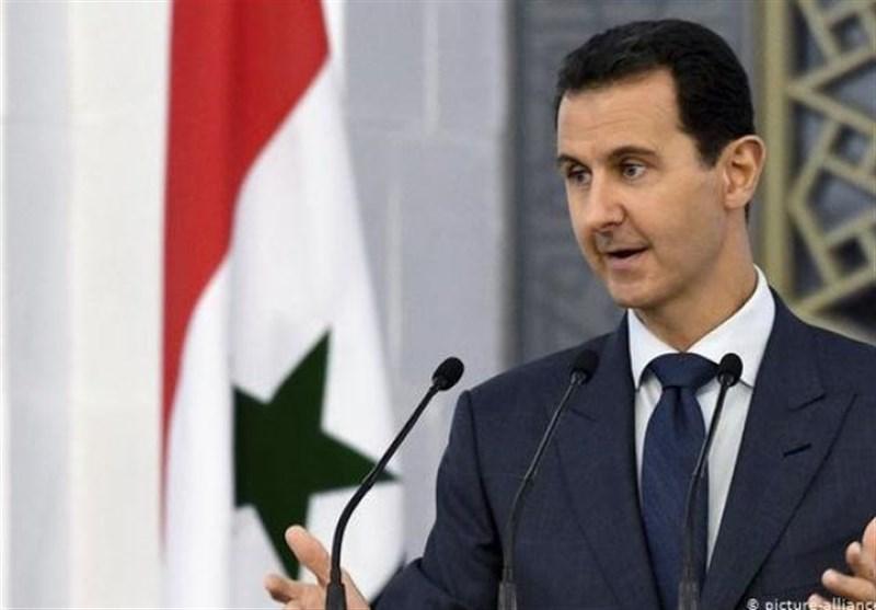 بشار اسد خطاب به ملت سوریه: پیام حضور شما در انتخابات به دشمنان رسید/ مأموریت بزرگ ملی با موفقیت انجام شد