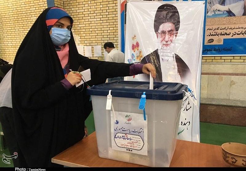 تمدید انتخابات تا ساعت ۲۲