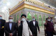 رئیسی: امام خمینی(ره) ظلم و فساد را برنمیتابیدند/ مسئولان باید به راه امام نزدیکتر بشوند
