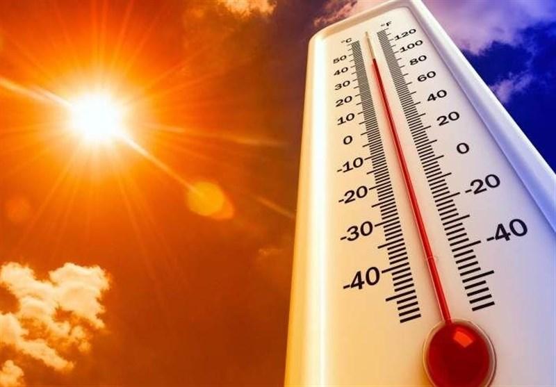 هواشناسی ایران ۱۴۰۰/۰۶/۰۸| افزایش نسبی دما در نوار شمالی کشور